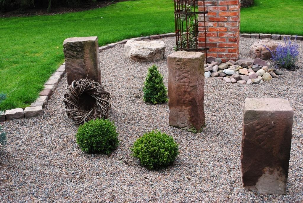 Gartengestaltungsideen Mit Kies – localmenu.co